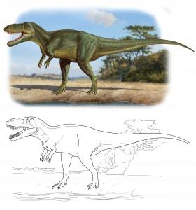 torvosaurus teneri