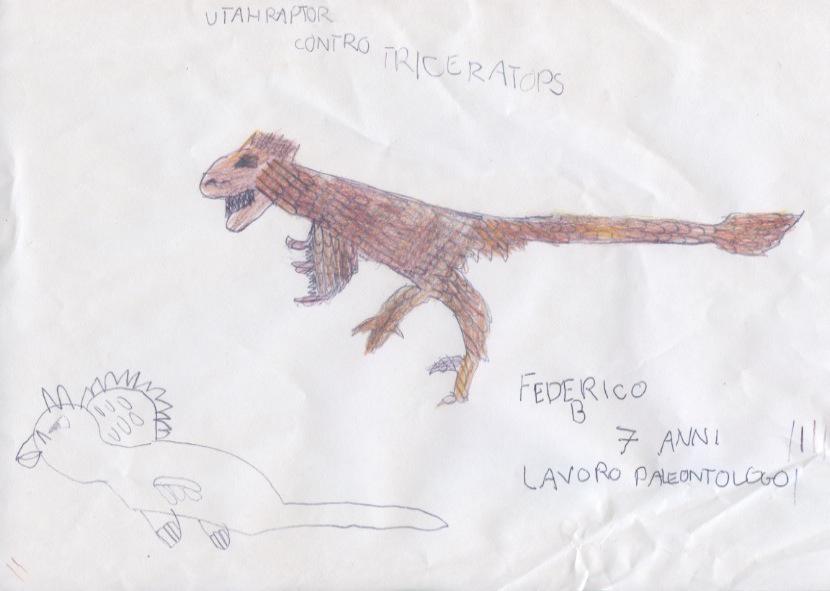 I Disegni Dei Bambini Dinosauri In Italia
