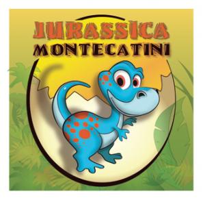 jurassica parco dinosauri montecatini